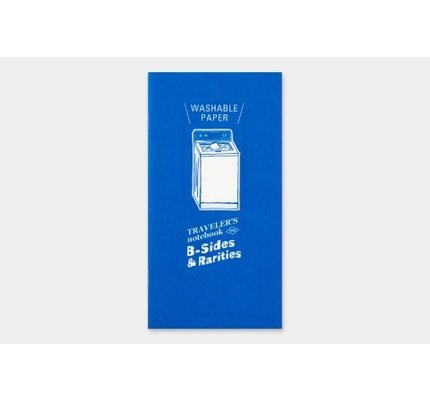Traveler's Traveler's Notebook Regular Refill Washable Paper