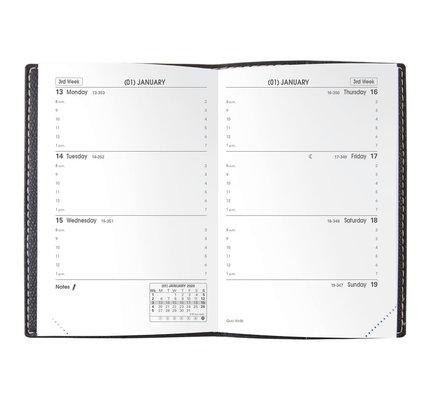 Quo Vadis 2022 Sapax #46 Calendar