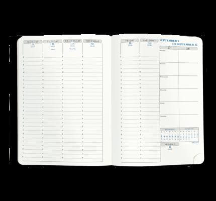 Quo Vadis 2022 Visual Calendar