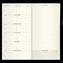 Quo Vadis 2022 Space 17 Calendar