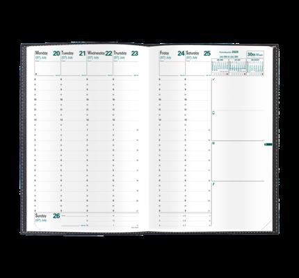 Quo Vadis 2022 Minister #15 Calendar Refill