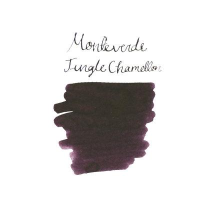 Monteverde Monteverde Jungle Bottled Ink Chameleon Burgundy - 30ml