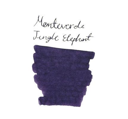 Monteverde Monteverde Jungle Bottled Ink Elephant Purple - 30ml