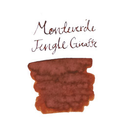 Monteverde Monteverde Jungle Bottled Ink Giraffe Orange - 30ml