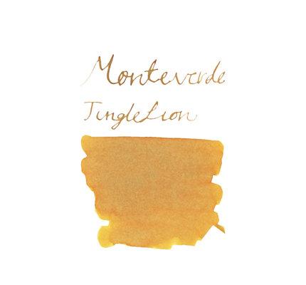 Monteverde Monteverde Jungle Bottled Ink Lion Yellow - 30ml