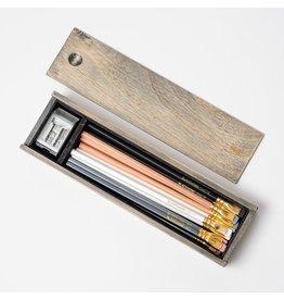 Blackwing Blackwing Rustic Gift Box  - Mixed