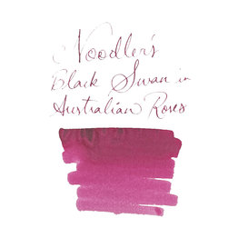 Noodler's Noodler's Black Swan Australian Roses - 3oz Bottled Ink