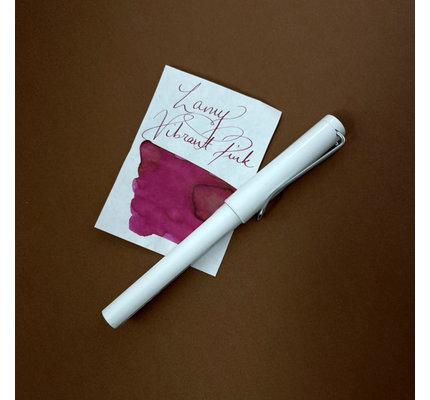 Lamy Pre-Owned Lamy Safari White Fountain Pen