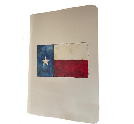The Southern Sportsman The Southern Sportsman Notebook Texas Flag