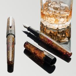 Benu Benu  Euphoria Bourbon Fountain Pen