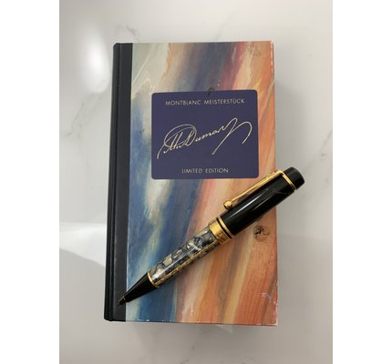 Montblanc Pre-Owned Montblanc Limited Edition Writer's Series Alexandre Dumas Ballpoint 1996