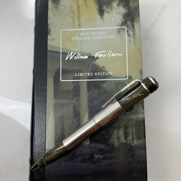 Montblanc Pre-Owned Montblanc Limited Edition Writer's Series William Faulkner Ballpoint 2007