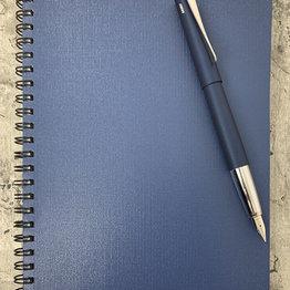 Cosmo Air Light A5 Wirebound Spiral Notebook V2