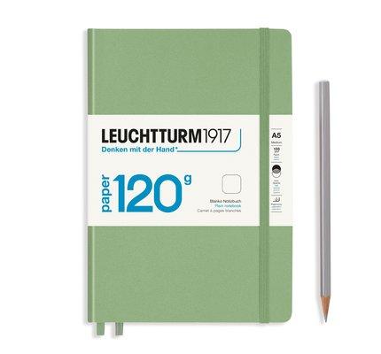 Leuchtturm1917 Leuchtturm1917 120g Edition Notebook - Sage