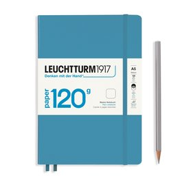 Leuchtturm1917 Leuchtturm1917 120g Edition Notebook - Nordic Blue