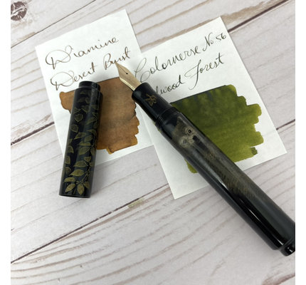 Ap Limited AP Limited Edition Bear Cub on Beech Tree Fountain Pen