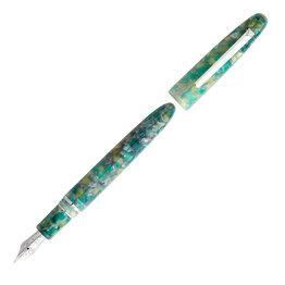 Esterbrook Esterbrook Estie Sea Glass with Silver Trim Fountain Pen