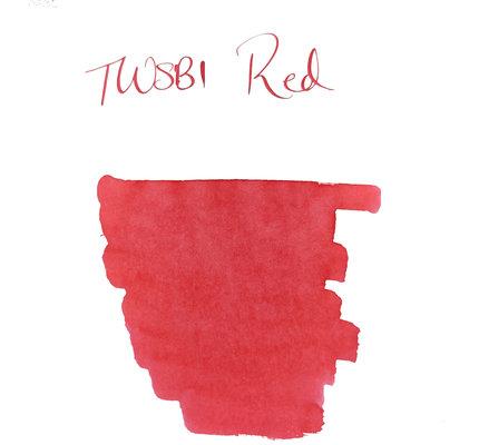 Twsbi Twsbi 1791 Red 70ml Bottled Ink