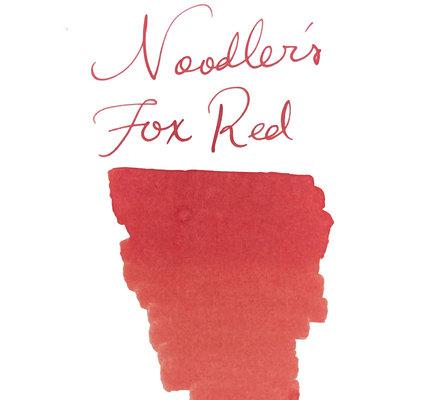 Noodler's Noodler's Fox Red - 1oz Bottled Ink