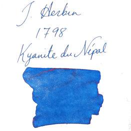 "J. Herbin J. Herbin ""1798"" Kyanite Du Nepal (Nepal Kyanite) -  50ml Bottled Ink"