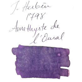 """J. Herbin J. Herbin """"1798"""" Amethyste de l'Oural (Amethyst of the Urals) -  50ml Bottled Ink"""