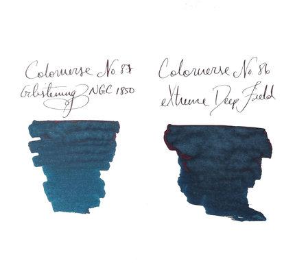 Colorverse Colorverse Season 7 Eye on the Sky Bottled Ink #86/87 Extreme Deep Field & MGC 1850 Glistening - 65ml + 15ml