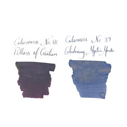 Colorverse Colorverse Season 7 Eye on the Sky Bottled Ink #88/89 Pillars of Creation & Mystic Mountain Glistening - 65ml + 15ml