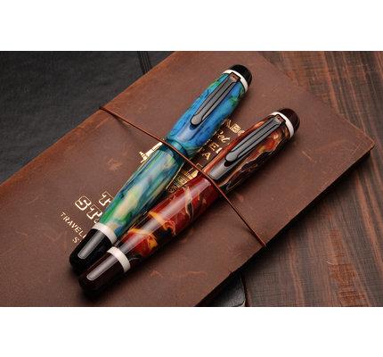 Opus 88 Opus 88 Bela Fountain Pen Blue