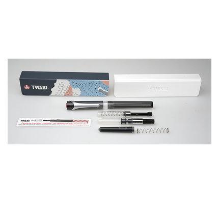 Twsbi Twsbi Swipe Fountain Pen Smoke