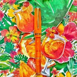Esterbrook Esterbrook JR Pocket Orange Sunset Fountain Pen