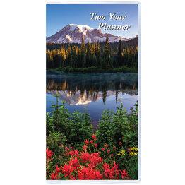 Payne 2022-2023 TYP-1L Skivertex Two-Year Horizontal Monthly Pocket Planner (3.5x6.5)