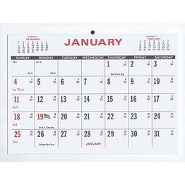 Payne 2022 #106 Easel Back Calendar (9x6.5)