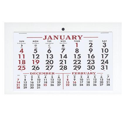 Payne 2022 #103 Easel Back Calendar (7.75x4.75)