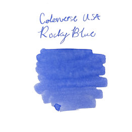 Colorverse Colorverse USA Special Series Colorado Rocky Blue Bottled Ink - 15ml