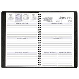 Payne 2022 WB-21 Skivertex Weekly Planner (5.5x8.5) (Assorted)