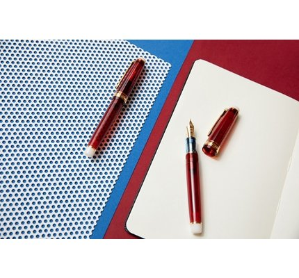 Sailor Sailor Go USA Limited Edition Professional Gear Standard Fountain Pen