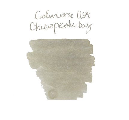 Colorverse Colorverse USA Special Series Virginia Chesapeake Bay Bottled Ink - 15ml