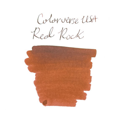 Colorverse Colorverse USA Special Series Arizona Red Rock Bottled Ink - 15ml