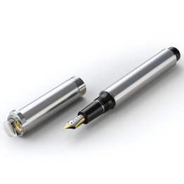 Sailor Sailor Limited Edition 110th Anniversary Shirogane Sterling Silver Fountain Pen