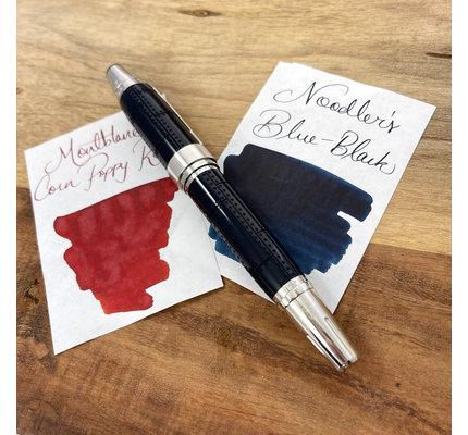 Montblanc Pre-Owned Montblanc Writers Series A. De Saint-Exupery Fountain Pen Medium