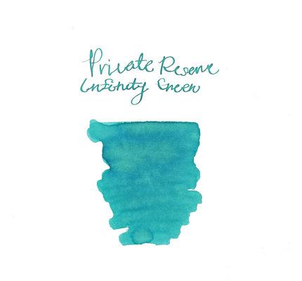 Private Reserve Private Reserve Infinity Bottled Ink Green - 60ml