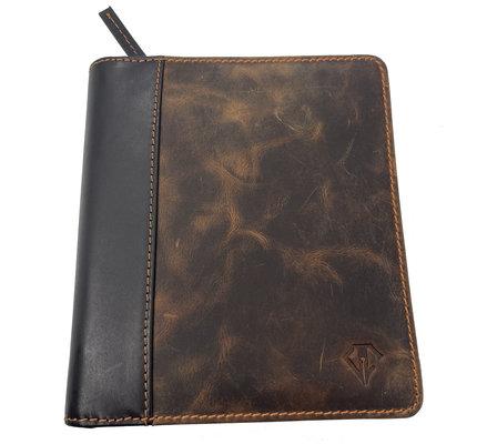 Dee Charles Dee Charles Saddle 12-Pen Zipper Case