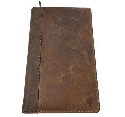 Dee Charles Dee Charles Saddle 32-Pen Zipper Case