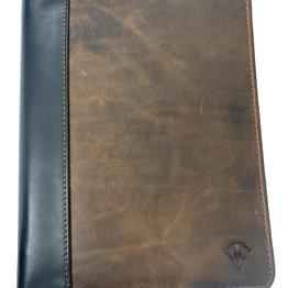 Dee Charles Dee Charles Saddle 20-Pen Zipper Case