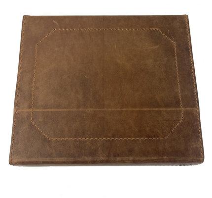 Dee Charles Dee Charles 10-Pen Box - Saddle