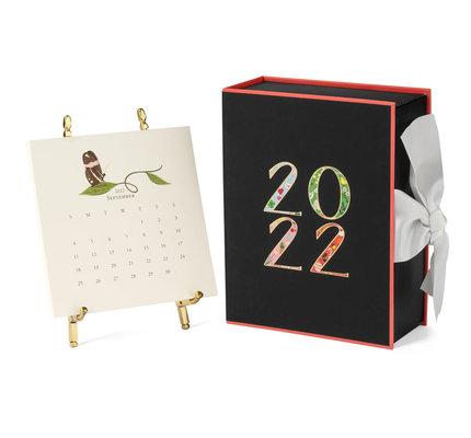Karen Adams 2022 Gift Box with Gold Easel