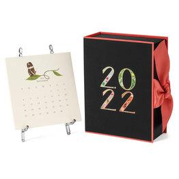 Karen Adams 2022 Gift Box with Silver Easel