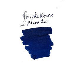 Private Reserve Private Reserve Limited Edition Two Minutes to Midnight Blue Bottled Ink - 110ml