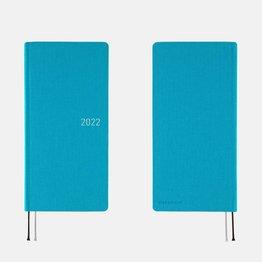 Hobonichi Hobonichi Weeks Mega 2022 Colors: Sunny Blue