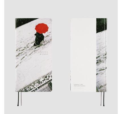 Hobonichi Hobonichi Weeks 2022 Saul Leiter: Footprints, c. 1950